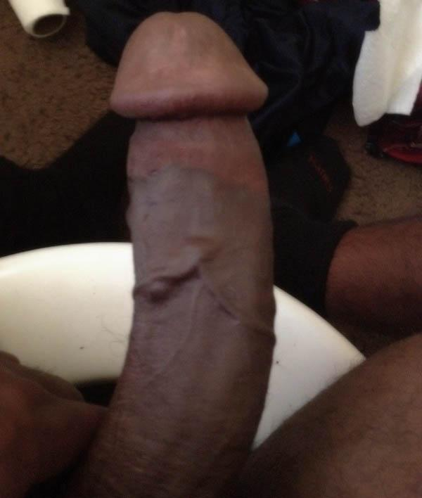 Big Black Cock in San Diego