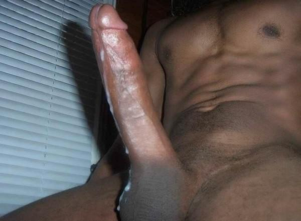 Black interracial man
