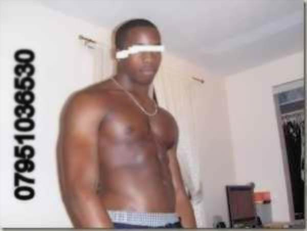 Hung black male companion London