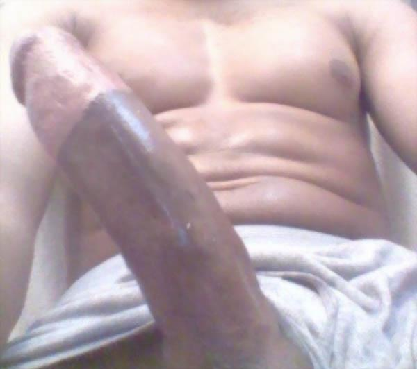 Domination black male