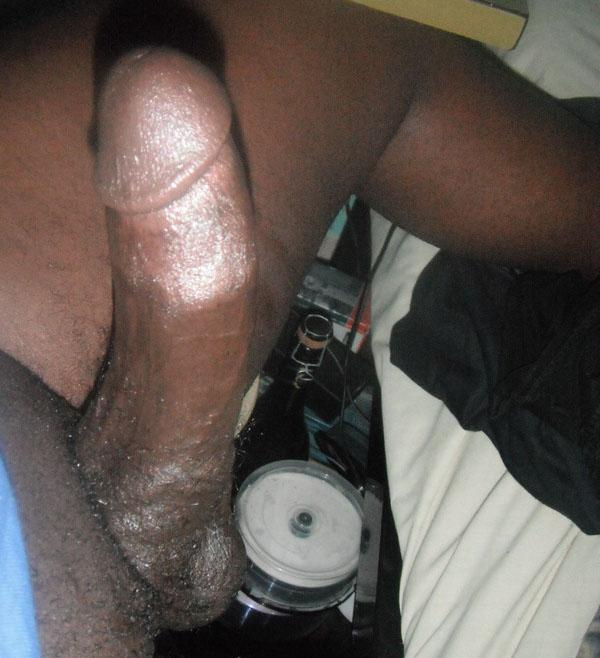 SOLID BLACK FOR WET WHITE PUSSY
