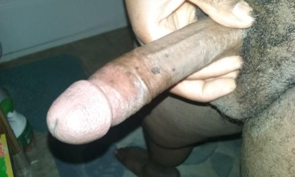 Black penis hungry for non-Black women